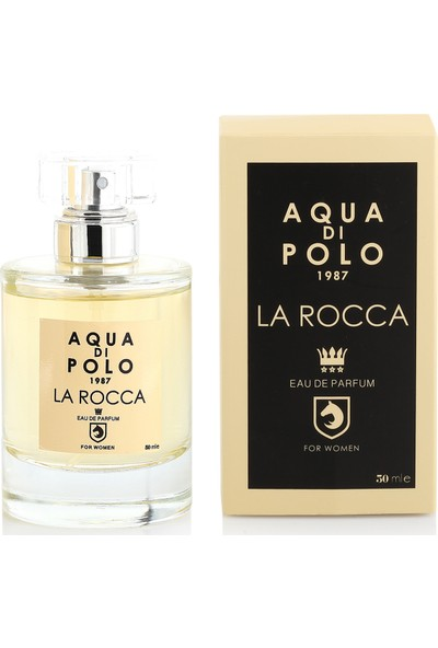 Aqua Di Polo 1987 EDP La Rocco 50 ml Kadın Parfüm PLWMNPR