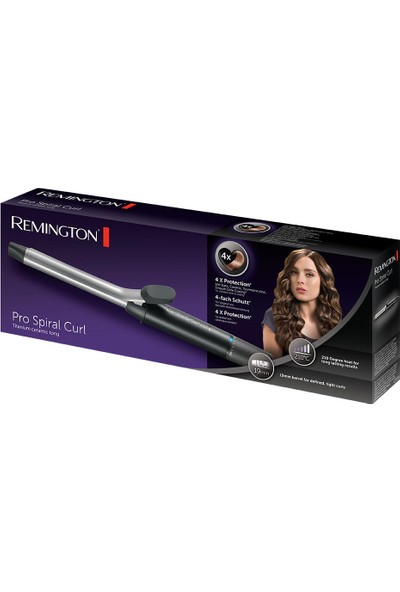 Remington CI5519 Pro Curl 19mm Saç Maşası