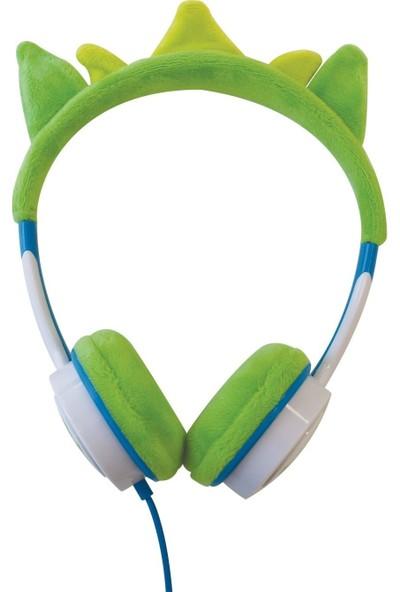 Zagg Little Rockerz Kostüm Kablolu Kulaklık - Dragon