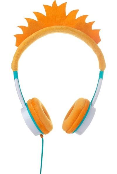 Zagg Little Rockerz Kostüm Kablolu Kulaklık - Aslan