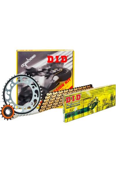 Did Honda XL 600 V Transalp 1991-1993 VX X-Ring Motosiklet Zincir Dişli Seti