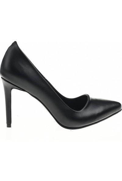 Derigo 24172 Siyah Kadın Stiletto