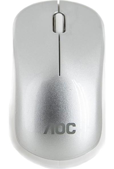 Aoc Pc Notebook Kablosuz Wireless Mouse Beyaz Ent