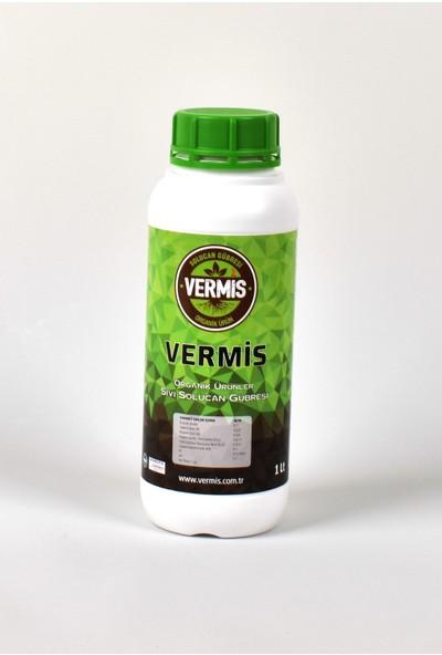 Vermis Organik Sıvı Solucan Gübresi