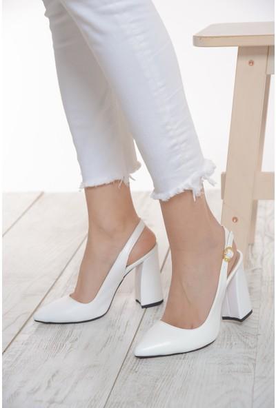 Shoes Time Topuklu Ayakkabı 19Y 707