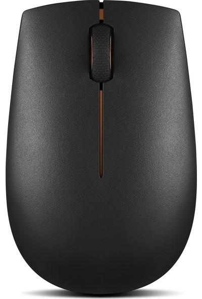 Lenovo 300 GX30K79401 Wireless Kablosuz Compact Mouse Siyah