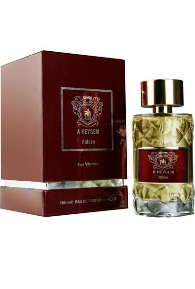 A Heysem Ablaze Kadın Parfüm Edp 100 ml