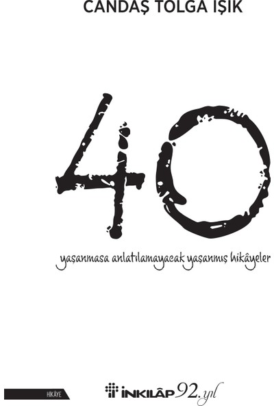 40 - Candaş Tolga Işık