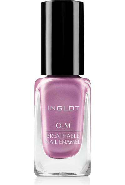 Inglot O2M Breathable Nail Enamel (Wıld Paradıse) 435