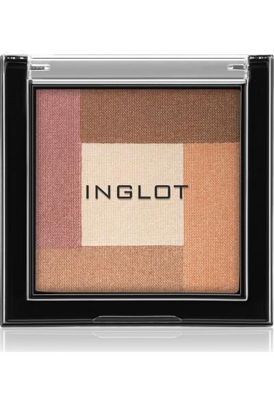 Inglot 5'li Aydınlatıcı Paleti - Amc Multicolour System Feb Highlighting Powder 86
