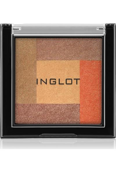 Inglot 5'li Aydınlatıcı Paleti - Amc Multicolour System Feb Highlighting Powder 87
