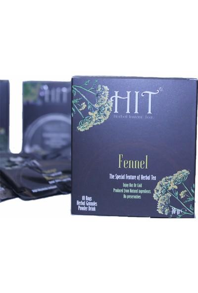 Hıt Herbal Instant Tea Rezene 20 gr