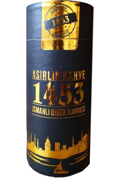 Asırlık 1453 Dibek Kahvesi 1000 gr Silindir - 6 Paket