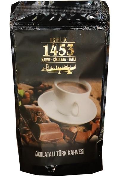 Asırlık 1453 Çikolatalı Türk Kahvesi 200 gr