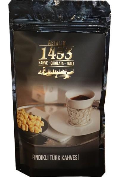 Asırlık 1453 Fındıklı Türk Kahvesi 200 gr