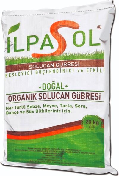 İlpasol Organik Solucan Gübresi 20 kg