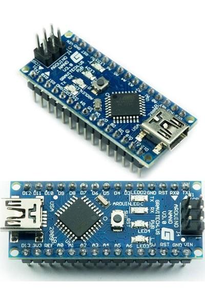 Arduino Nano Mega Uno 174 Parça 5 İn 1 Robotik Kodlama Mega256 Ve Uno R3 Akrilik Dıy Case Muhafazalı Proje Uygulama Seti