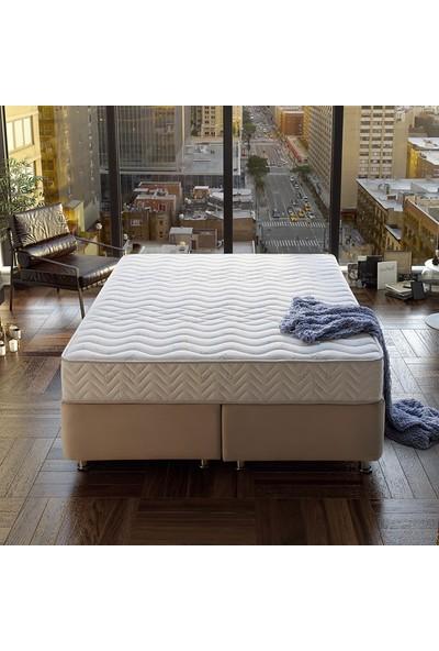 Yataş / Selena TROYA Yaylı Yatak (Tek Kişilik - 90x190 cm)