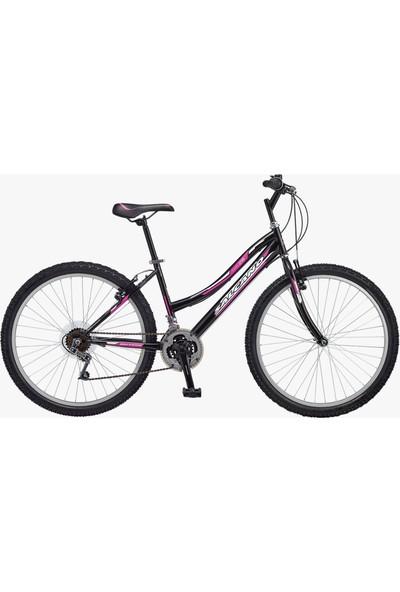 Salcano Excel 26 Lady Siyah-Pembe Pembe Dağ Bisikleti