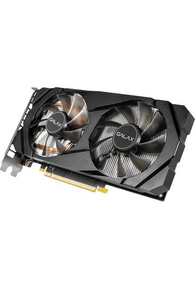 Galax Nvidia GeForce GTX 1660 OC 6GB 192Bit GDDR5 DX(12) PCI-E 3.0 Ekran Kartı (GLX-60SRH7DSY91C)