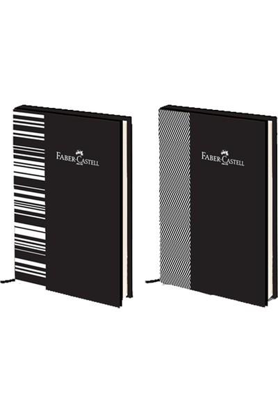 Faber-Castell Sert Kartonkapak Ajanda A5 120 Yp