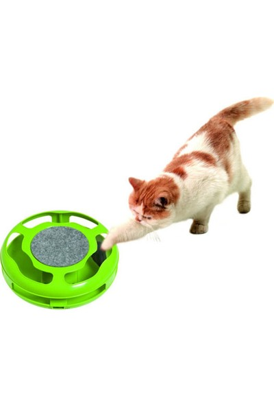 Kedi Aktivite Oyuncağı Süper Fare
