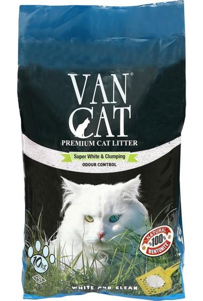 Vancat Quardo Kokulu Kalın Taneli Kedi Kumu 10 Kg