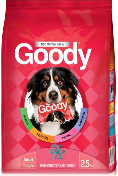 Goody Yüksek Enerji Yetişkin Köpek Maması 2,5 Kg