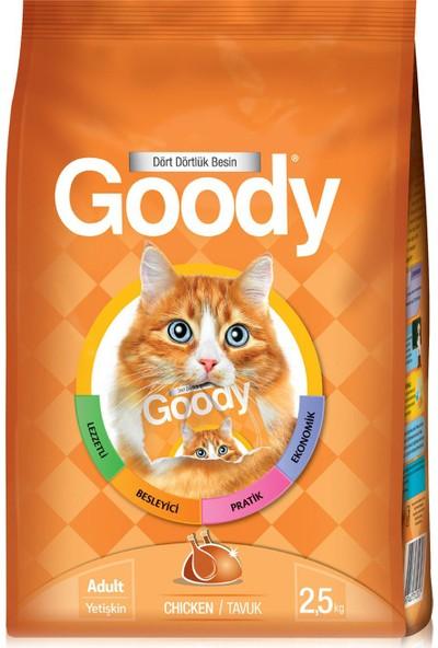 Goody Tavuklu Yetişkin Kedi Maması 2,5 kg