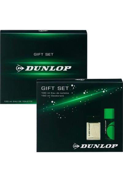 Dunlop Edt 100 Ml Erkek Parfümü + 150 Ml Deodorant Set