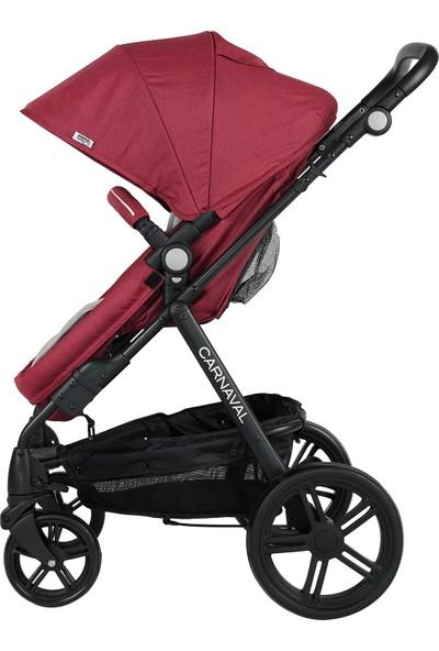 Sunny Baby Carnaval Travel Bebek Arabası Kırmızı