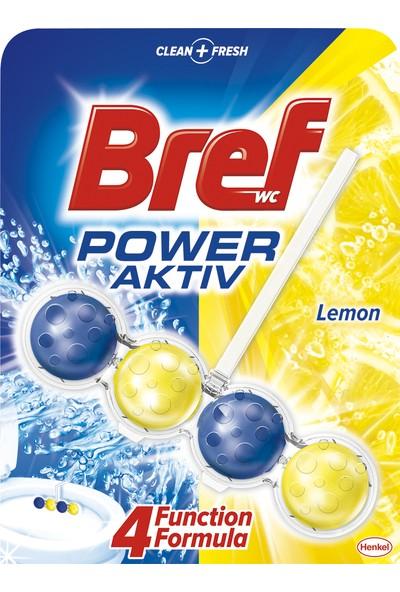 Bref Power Aktif Limon Katı Klozet Blok