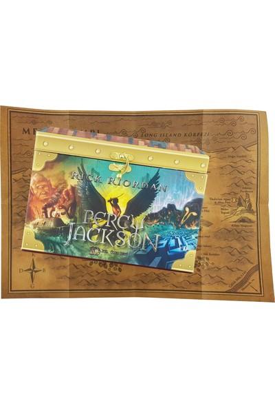 Percy Jackson 10. Yıl Özel Seti - Rick Riordan