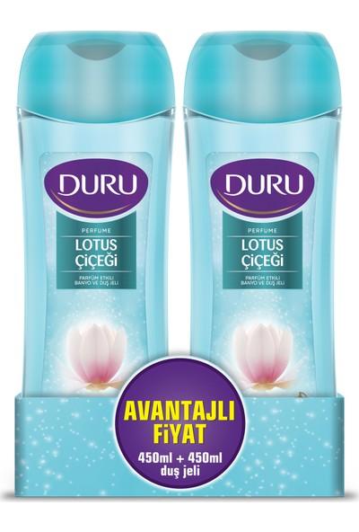 Duru Perfume Duş Jeli Lotus Çiçeği 450 ml & 450 ml
