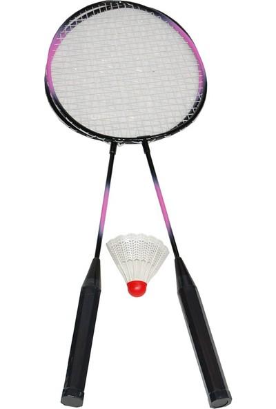 Delta 2 Adet Badminton Raketi & 1 Adet Top Çocuk Oyun Seti