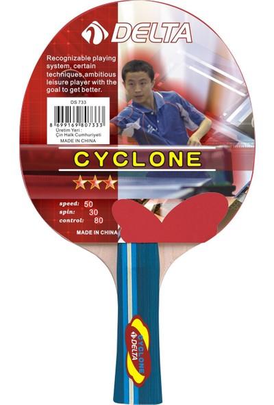 Delta Cyclone Masa Tenisi Raketi (Pinpon Raketi)