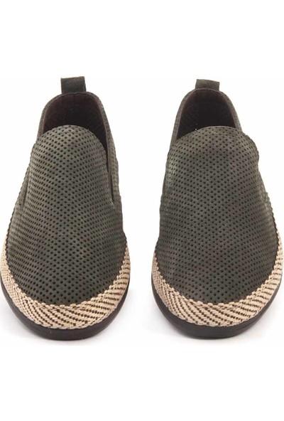 Mocassini Deri Erkek Günlük Ayakkabı 1501