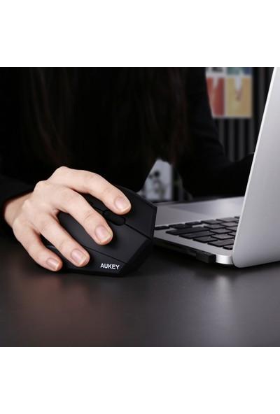 Aukey KM-W1 Ergonomik Dikey Kablosuz Mouse Wireless