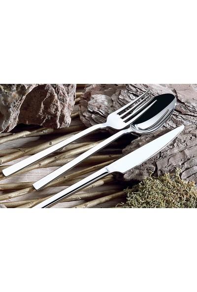 Hira Çubuk 60 Parça Çatal Bıçak Kaşık Seti - Kutulu