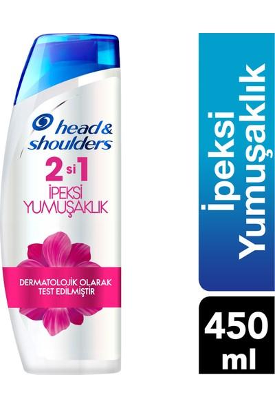 Head & Shoulders İpeksi Yumuşaklık 450 ml 2'si 1 Arada Şampuan