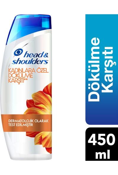 Head & Shoulders Saç Dökülmelerine Karşı 450 ml Kadınlara Özel Şampuan