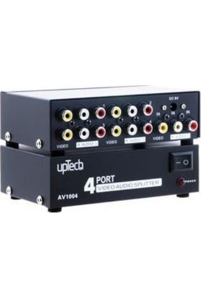 Uptech Av Switch 4 İn 1