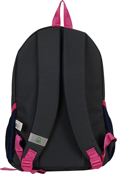 Benetton Okul Sırt Çantası 96063