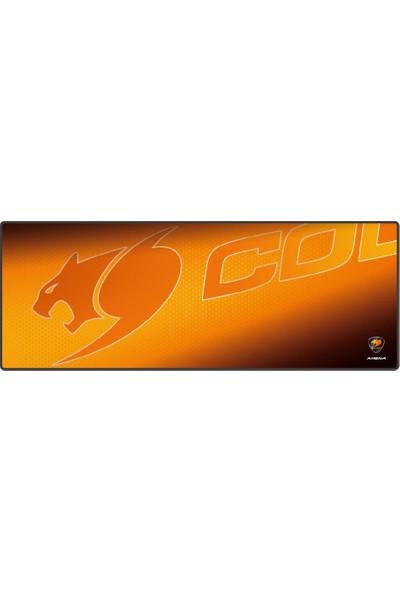Cougar Arena Orange Mouse Pad