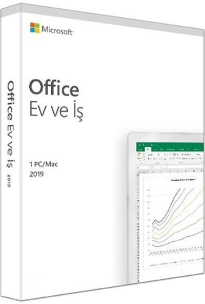 Microsoft Office 2019 Home And Business Türkçe Kutu - T5D-03258