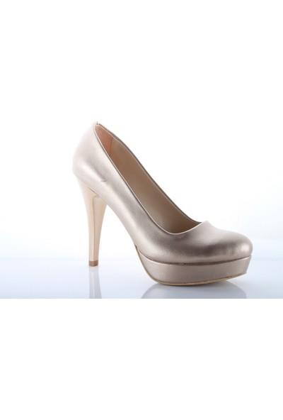 Oc Shoes 220 Kadın Topuklu Ayakkabı
