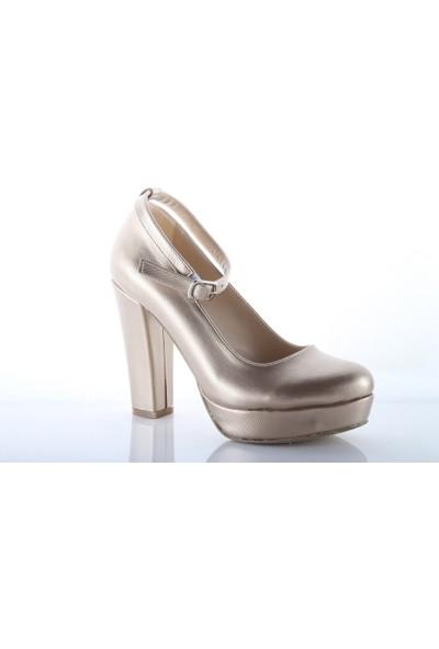 Oc Shoes 221 Kadın Topuklu Ayakkabı