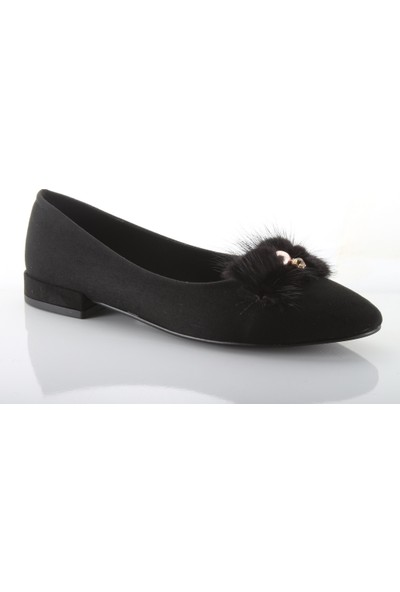 Ony 561 Süet Kadın Günlük Ayakkabı