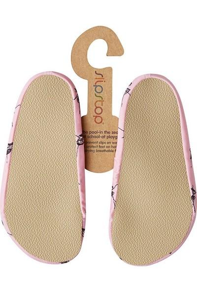 Slipstop Ballet Kız Çocuk Kaydırmaz Ayakkabı/Patik