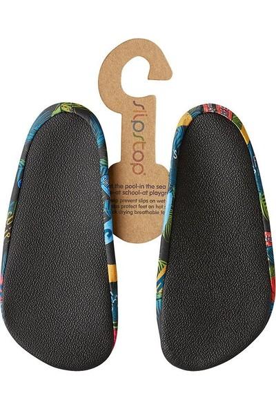 Slipstop Deck Junior Çocuk Kaydırmaz Ayakkabı/Patik